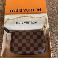 Used Authentic Louis Vuitton Mini Pochette DE in Dubai, UAE