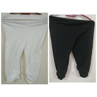 Used Leggings for girls 2 pcs in Dubai, UAE