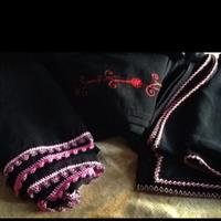 Shailas/Scarfs#black#bundle Of 13#