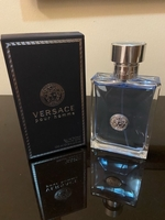 Used Versace pour homme 100ml, new in Dubai, UAE