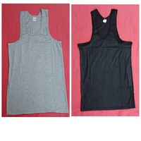 Used 100% polyester men's vest 2 pcs in Dubai, UAE