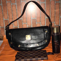 Used Authentic MCM Handbag  in Dubai, UAE