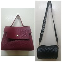 Used 2 pcs of mini handbag buy 1 & get 1 free in Dubai, UAE