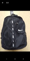 Used Bagpack 1pc black in Dubai, UAE