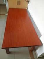 Used Wooden bed in Dubai, UAE