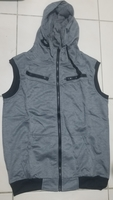Used Gents Grey Vest. Size: M in Dubai, UAE