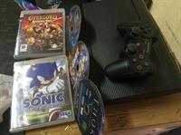 Used PS3 Used Console With Games  in Dubai, UAE