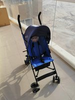Used Blue Stroller in Dubai, UAE