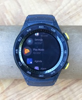 Used Huawei Watch 2 Smartwatch Concrete Grey in Dubai, UAE
