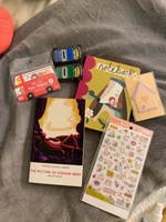 Used Book, notebook and sticky note bundle in Dubai, UAE
