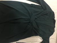 Used Green blouse in Dubai, UAE