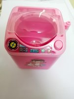 Used Mini Beauty Blender Washing machine Pink in Dubai, UAE