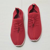 Used Red Sport Shoes 40 in Dubai, UAE