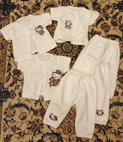 Used 3 sets new born in Dubai, UAE
