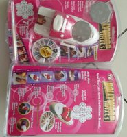 Used New 2pcs nail art set still in box in Dubai, UAE