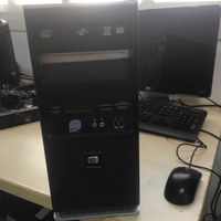 Used HP dx2290 desktop c2d 4GB RAM 465GB HD in Dubai, UAE