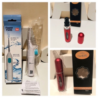 Used Dental care & refillable perfume spray in Dubai, UAE