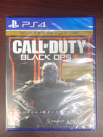 Used PS4 call of duty black ops 3 gold editio in Dubai, UAE