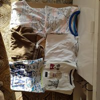 Used Zara, Mothercare clothes for 5-6 yrs old in Dubai, UAE