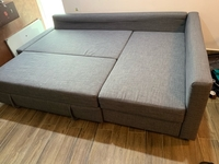 Used sofa & sleeper in Dubai, UAE