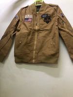 Used Men's jacket sizeM brand new in Dubai, UAE