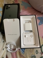 Used Unwanted gift midnyt green 11promax256gb in Dubai, UAE