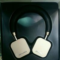 Used AWEI Branded Bluetooth Multifunctional Stereo Headset.. Black.. Box Pack.. in Dubai, UAE