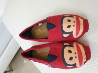 Used New shoes (Toms shoes size 25) in Dubai, UAE