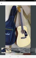 Used Fender Guitar CD60 in Dubai, UAE