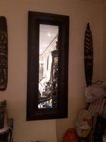 Used Leather Mirror in Dubai, UAE