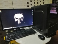 Used Desktop i5 3.2ghz with monitor keyboard in Dubai, UAE