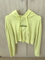 Used Hollister cropped hoodie in Dubai, UAE