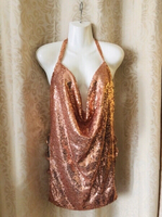 Used Sequin dress size L in Dubai, UAE