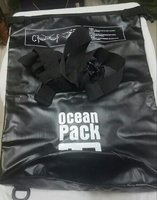 Used Waterproof dry bag black 1piece in Dubai, UAE