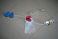 Used Ikea kid bedroom wall mount light  in Dubai, UAE