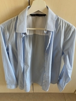 Used Zara blue shirt in Dubai, UAE