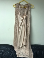 Ladies dress including under dress (New)