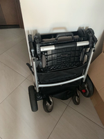 Used Mamas and papas stroller + carseat + cot in Dubai, UAE