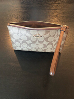 Used Khaki Brand new signature large wristlet in Dubai, UAE
