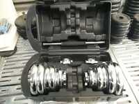 Used 20KG Dumbbell Set in Dubai, UAE
