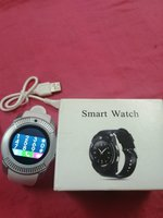Used Smart Watch Bluetooth Smart Touch Screen in Dubai, UAE