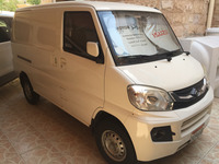 Used Cmc Delivery Van In Excellent Condition As New, Very Clean And Used For 9700km Only in Dubai, UAE