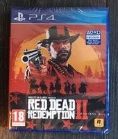 Used Red Dead Redemption 2 - Sealed in Dubai, UAE
