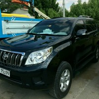 Used Toyota Land Cruiser Prado TXL 6 Cylinder Very Nice and Clean car Please contact 0568098598 for More Details  in Dubai, UAE