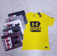 Used Tshirt under Armour 6pc large eid promo in Dubai, UAE