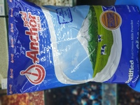 Used Anchor fortified full cream milk in Dubai, UAE