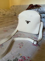 Used Prada bag (white) in Dubai, UAE