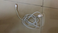 Used Apple iPhone original charging cable use in Dubai, UAE