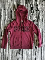 Used Pink VS large hoodie for women in Dubai, UAE