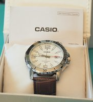 Genuine Leather Original CASIO ¤1Yr LIFE